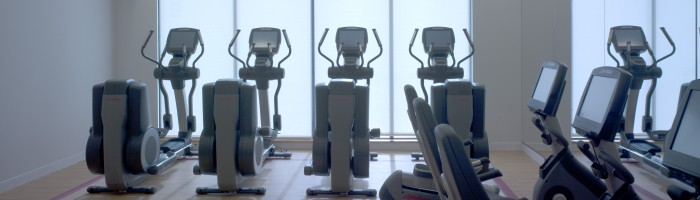 fitness centre amenities